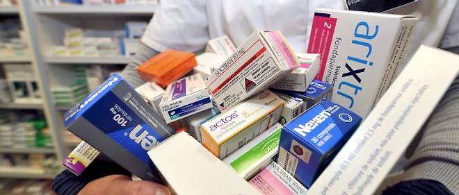 Chaque Français a consommé 48 boîtes de médicaments en 2010 - Le Point
