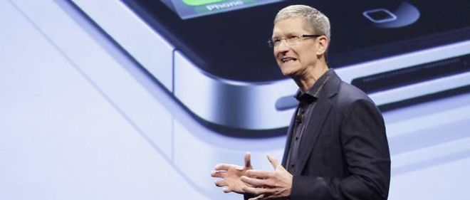 Tim Cook, le nouveau visage d'Apple.