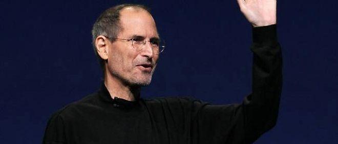 Steve Jobs sans doute le patron le plus charismatique des trente dernières années.