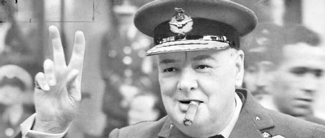 Winston Churchill Bons Mots Piques Et Saillies Le Point