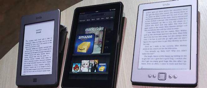 Test Le Kindle Livre Electronique D Amazon Le Point