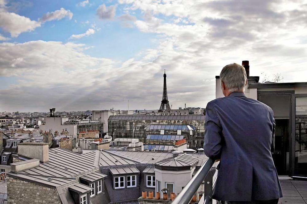 Tableau vivant à Paris
