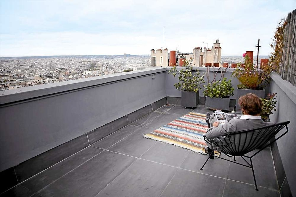 Cinémascope à Montmartre