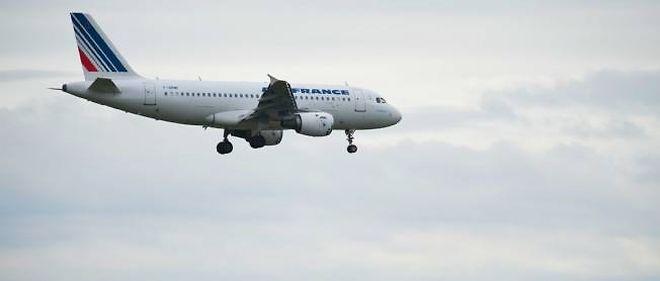 """Le premier vol """"vert"""" d'Air France a eu lieu jeudi."""