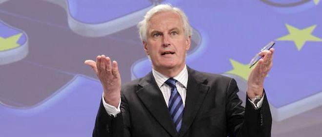 """Pour Michel Barnier, l'Europe a besoin d'une politique industrielle sectorielle pour être """"une force de production"""", et """"pas seulement une force de consommation""""."""