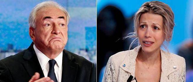 """Audition de DSK : Banon """"m'a repoussé"""", """"j'ai relâché mon étreinte"""""""