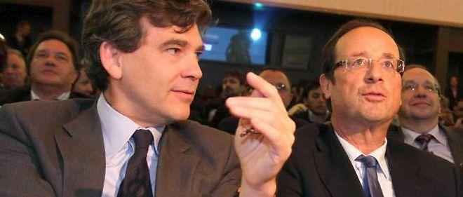Arnaud Montebourg a créé la surprise en annonçant qu'il voterait François Hollande.