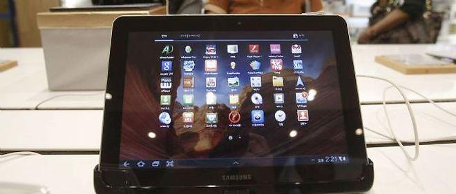 Apple avait demandé que Samsung lui remette tout nouveau modèle de tablette dix jours avant son lancement en Australie.
