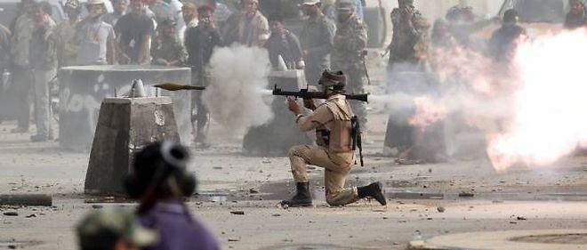 Les forces du Conseil national de transition contrôlent quasiment la ville de Bani Walid