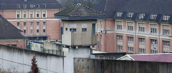 La prison de Montmédy (Meuse)