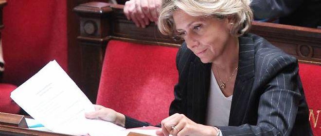 """Valérie Pécresse a annoncé un budget 2012 """"sous le signe des réformes et des économies""""."""