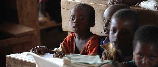 Un vaccin pour que les enfants africains puissent aller à l'école et jouer normalement, comme tous les jeunes de leur âge.