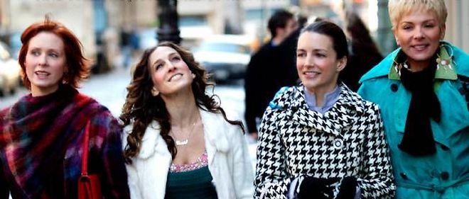 Les héroïnes de la série Sex and the City montrent que les femmes n'éprouvent pas moins de désir sexuel que les hommes.