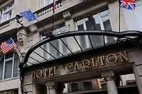 L'hôtel Carlton de Lille est au coeur d'un scandale de proxénétisme dans lequel sont impliqués une douzaine de personnes. ©Philippe pauchet / PhotoPQR/La Voix nu Nord