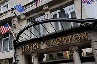 L'hôtel Carlton de Lille. ©Philippe Pauchet / PhotoPQR/La Voix du Nord