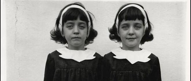Jumelles identiques, Roselle, N.J. 1967.
