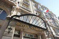 L'hôtel Carlton, à Lille ©Baziz Chibane