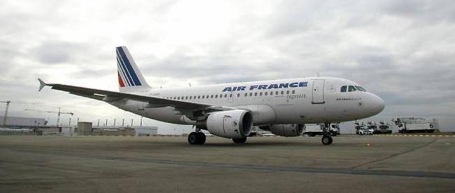 Un mouvement de grève perturbe le ciel français