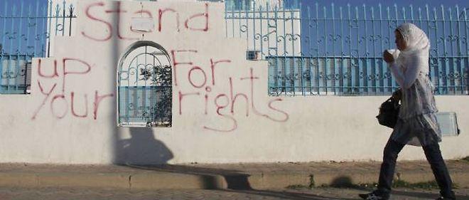 La ville de Sidi Bouzid est le symbole de la révolution tunisienne