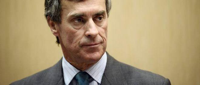 Jérôme Cahuzac, président socialiste de la commission des Finances de l'Assemblée nationale