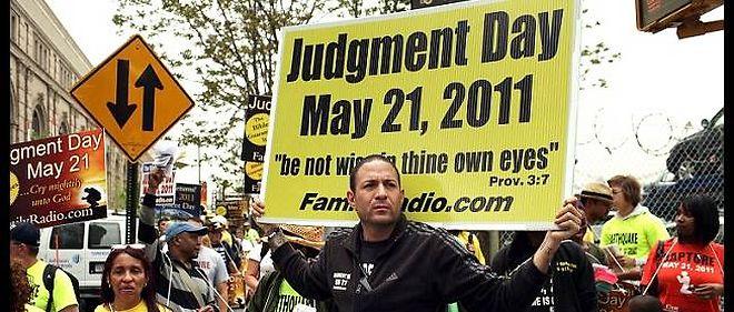 Manifestation en faveur du pasteur Camping.