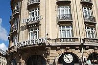 David Roquet, directeur d'une des filiales d'Eiffage dans le Nord-pas-de-Calais, a été mis en examen pour proxénétisme aggravé en bande organisée et écroué. ©Sébastien Jarry
