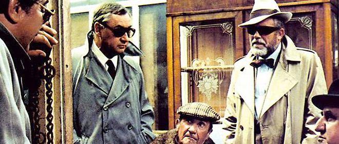 """Mes chers amis"", un film de Mario Monicelli."