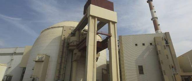La centrale de Bouchehr, en Iran, est au coeur des discussions autour du programme nucléaire mené par Téhéran.