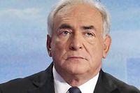 Dominique Strauss-Kahn le 18 septembre sur le plateau de TF1 ©François Guillot