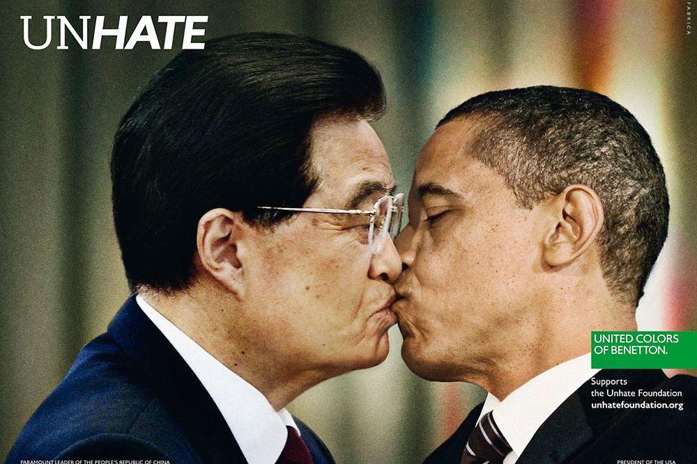 Hu Jintao - Barack Obama