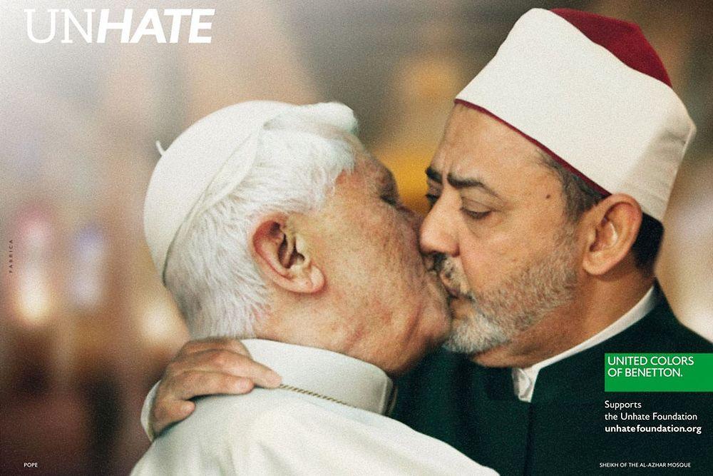 Benoît XVI - Mohamed Ahmed al-Tayeb