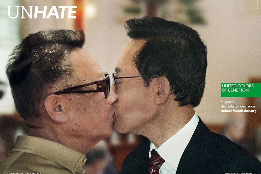 Kim Jong-Il - Lee Myung-bak