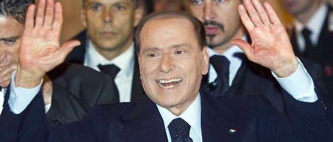 Berlusconi n'a pas quitté le palais Chigi les mains vides...