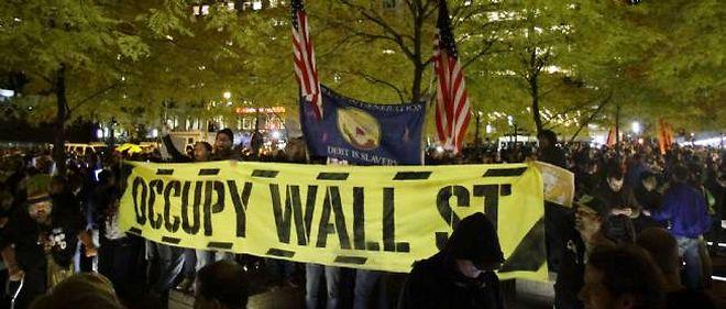 Occupy Wall Street a réinvesti le square Zuccotti, à New York
