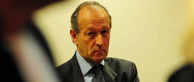 Thierry Gaubert est soupçonné d'avoir fait pression sur son épouse, Hélène de Yougoslavie, avant l'interrogatoire de cette dernière par les enquêteurs dans le tentaculaire dossier Karachi.