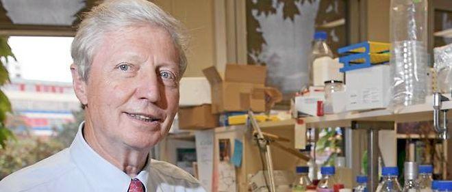 Jules Hoffmann, Prix Nobel de médecine.