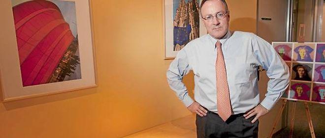 Vincent Froehlicher, directeur de l'Agence de développement économique du Bas-Rhin.