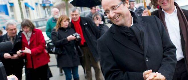 François Hollande serait particulièrement apprécié des 18-22 ans.