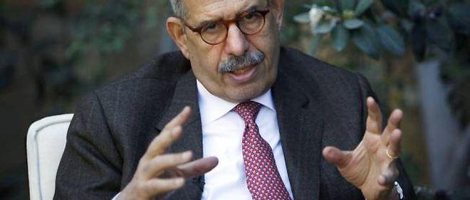 Mohamed El Baradei a rencontré des mouvements de jeunes révolutionnaires et des partis politiques qui ont rejeté la nomination de Kamal Ganzouri.