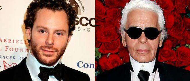Sean Parker et Karl Lagerfeld seront reçus par Nicolas Sarkozy.