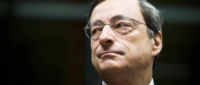 """Pour Mario Draghi, chacun son rôle, et celui de restaurer la confiance des marchés appartient aux """"gouvernements, individuellement et collectivement""""."""