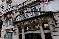 L'hôtel Carlton de Lille. ©Philippe Pauchet