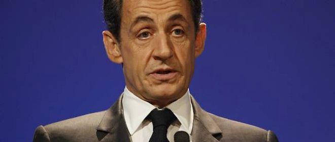 """Pour Nicolas Sarkozy, """"la situation est grave""""."""