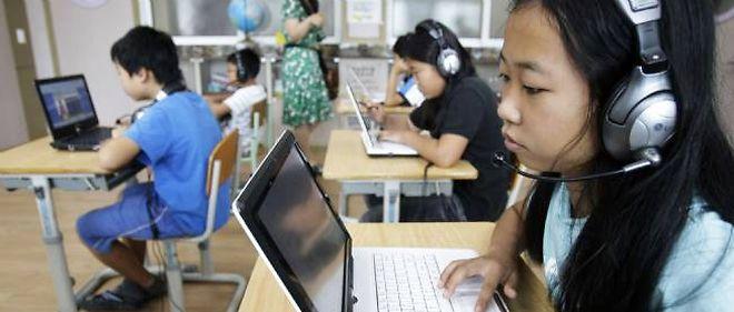 La société et les parents sud-coréens imposent une pression implacable sur leurs chères têtes brunes.