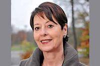 Adeline Azzan, maire de Reims ©Pascal Sittler/REA