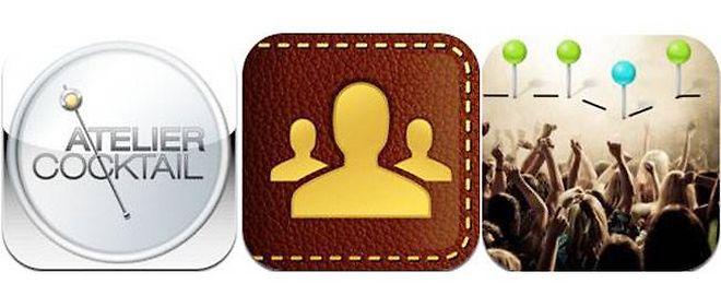 Trois applications qui vont vous faire vivre le nouvel an différemment.