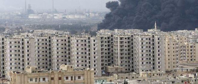 À Homs, la situation est confuse. Le régime syrien fait tout pour cacher la véritable situation aux observateurs de la Ligue arabe.