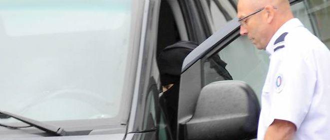 Une femme portant le niqab au volant avait déjà été verbalisée à Rezé.