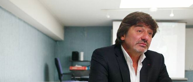 Michel Neyret, ex-numéro 2 de la PJ de Lyon.