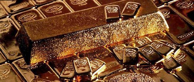 Des lingots d'or ont été découverts dans un RER à Massy-Palaiseau.